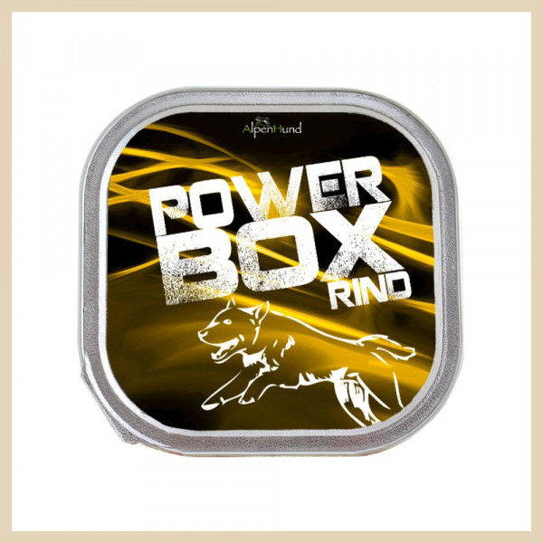 Alpenhund Power-Box Rind