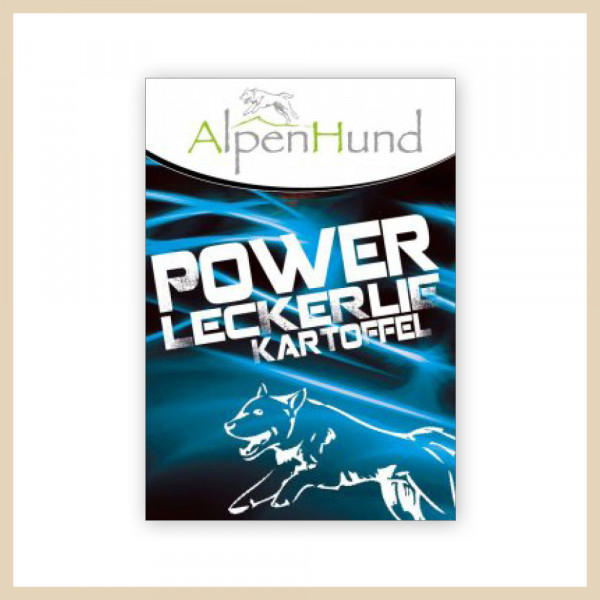 Alpenhund Power-Leckerli