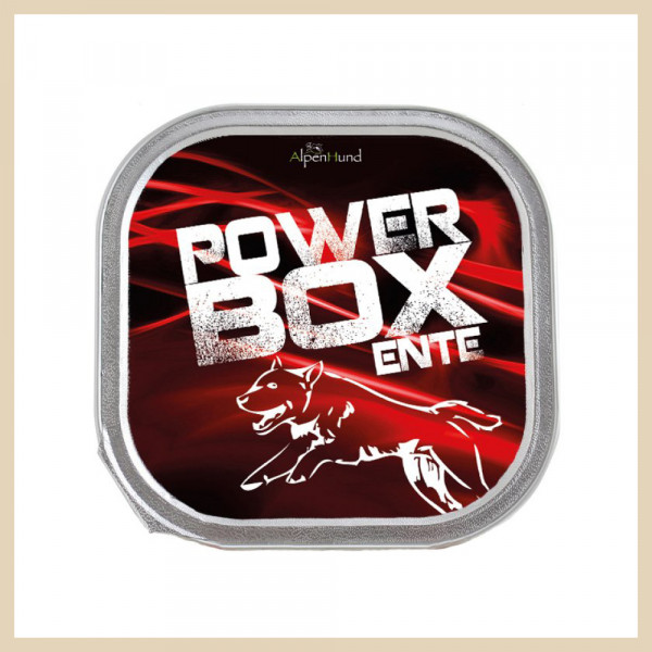 Alpenhund Power-Box Ente