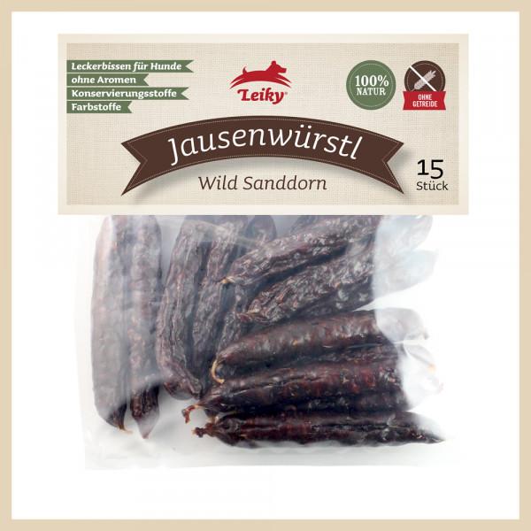 Jausenwürstl Wild Sanddorn, 15 Stück